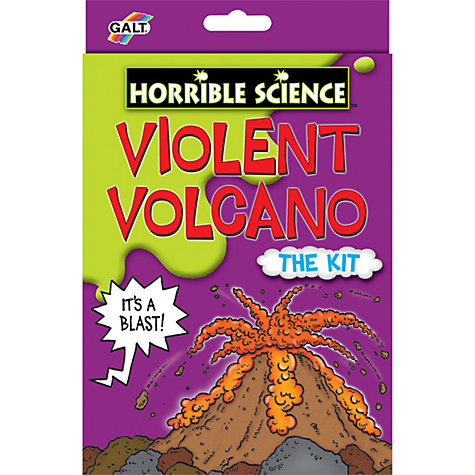 Buy Horrible Science Violent Volcano Online at johnlewis.com