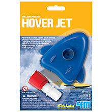 Buy Kidz Labs Balloon Powered Hover Jet Online at johnlewis.com