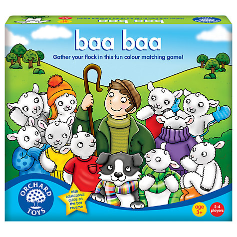 Buy Orchard Toys Baa Baa Game Online at johnlewis.com