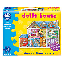 Buy Orchard Toys Dolls House Puzzle Online at johnlewis.com