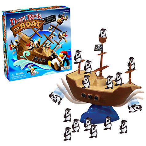 Buy Don't Rock The Boat Game Online at johnlewis.com