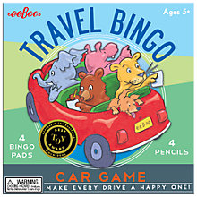 Buy Eeboo Travel Bingo Car Game Online at johnlewis.com