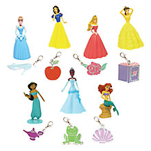 Buy Disney Princess Figure and Charm, Assorted Online at johnlewis.com