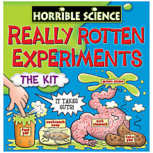 Buy Horrible Science Really Rotten Experiments Online at johnlewis.com