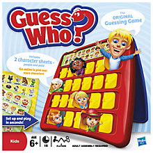 Buy MB Games Guess Who Online at johnlewis.com
