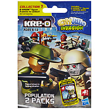 Buy KRE-O Figure, Pack of 2, Assorted Online at johnlewis.com
