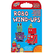 Buy Galt Robo Crew Wind-Ups Online at johnlewis.com