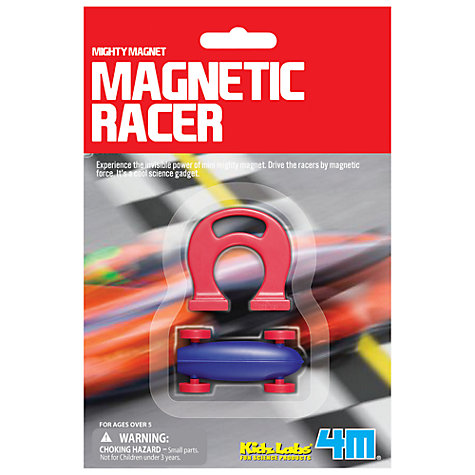 Buy Kidz Labs Magnetic Racer Online at johnlewis.com
