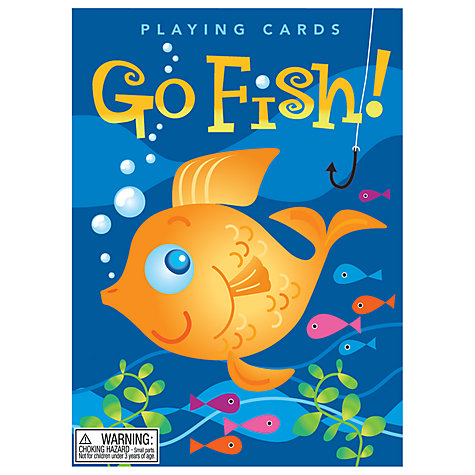 Buy Eeboo Go Fish Playing Cards Online at johnlewis.com