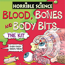 Buy Horrible Science Blood Bones and Body Bits Online at johnlewis.com