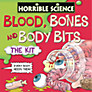 Horrible Science Blood Bones and Body Bits