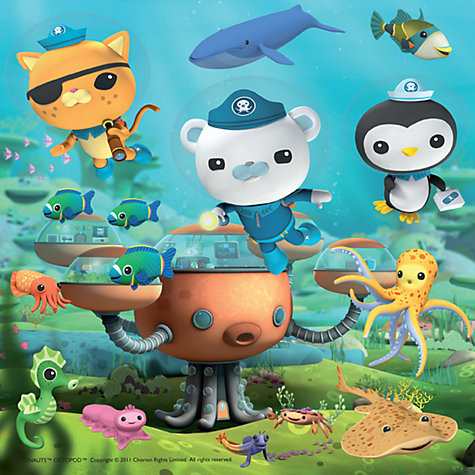 Buy Octonauts Jigsaw Puzzles, Pack of 3 Online at johnlewis.com