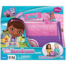 Buy Doc McStuffins Dominoes Game Online at johnlewis.com