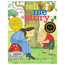 Buy Eeboo Mystery In The Forest Tell Me A Story Cards Online at johnlewis.com