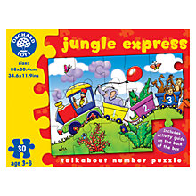 Buy Orchard Toys Jungle Express Puzzle Online at johnlewis.com