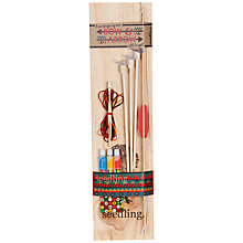 Buy Seedling I Can Design My Own Bow & Arrow Creative Set Online at johnlewis.com