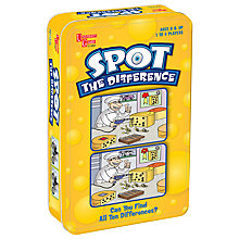 Buy Spot The Difference Game Tin Online at johnlewis.com