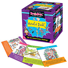 Buy BrainBox Roald Dahl 10 Minute Challenge Online at johnlewis.com