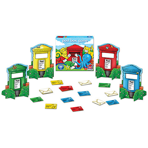 Buy Orchard Toys Post Box Game Online at johnlewis.com