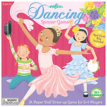 Buy Eeboo Dancing Spinner Game Online at johnlewis.com