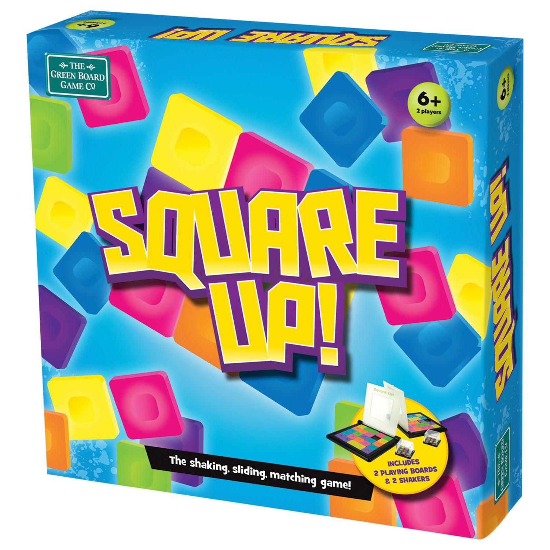 Greenboard Greenboard Square Up!
