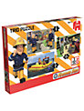 Fireman Sam Jigsaw Puzzles, Pack of 3