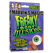 Buy Marvin's Magic Body Illusions, Assorted Online at johnlewis.com