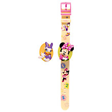Buy Disney Minnie Mouse and Daisy Duck Watch Online at johnlewis.com