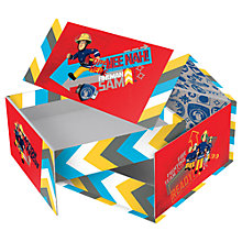 Buy Fireman Sam Jigsaw Rescue Box Online at johnlewis.com