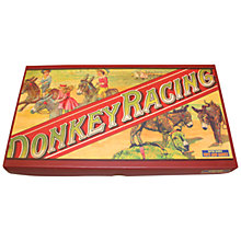 Buy Donkey Racing Vintage Style Board Game Online at johnlewis.com