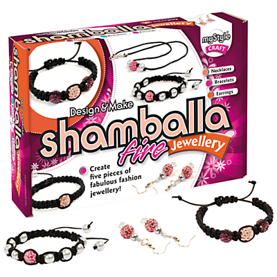 myStyle Design & Make Shamballa Jewellery