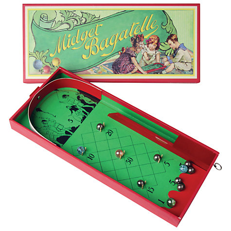 Buy Midget Bagatelle Pinball Game Online at johnlewis.com