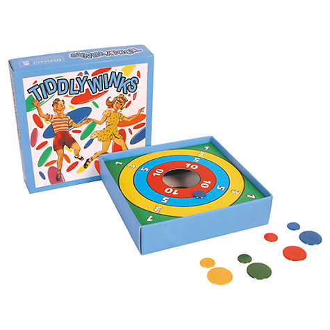 Buy House of Marbles Classic Tiddlywinks Online at johnlewis.com