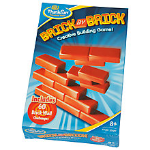 Buy Paul Lamond Games Brick By Brick Game Online at johnlewis.com