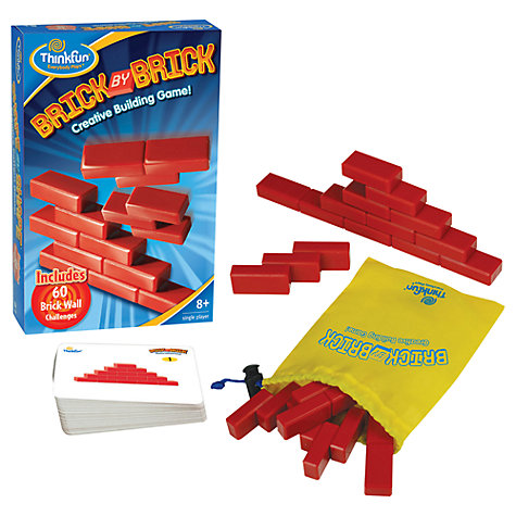 Buy Lamond Toys Brick By Brick Game Online at johnlewis.com
