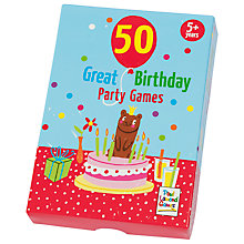 Buy Paul Lamond Games 50 Games Pack, Assorted Online at johnlewis.com