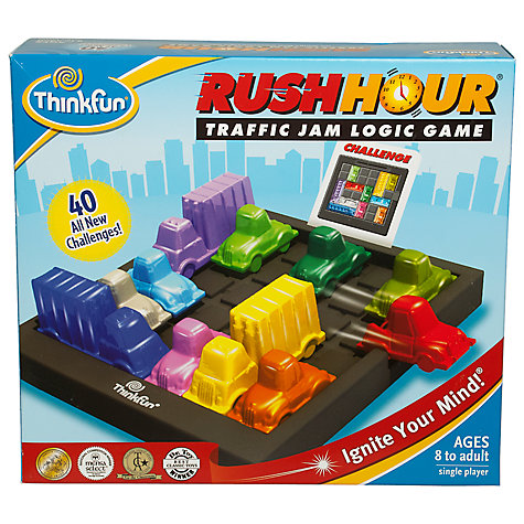 Buy Paul Lamond Games Rush Hour Game Online at johnlewis.com