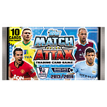Buy Match Attax Trading Cards Online at johnlewis.com