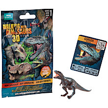 Buy Walking With Dinosaurs Blind Bag Online at johnlewis.com
