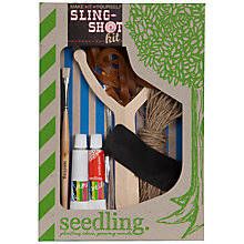 Buy Seedling My Sling Shot Kit Online at johnlewis.com