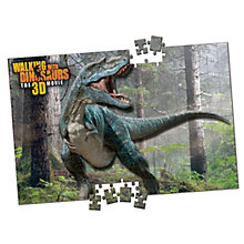 Buy Walking With Dinosaurs 200 Piece 3D Puzzle Online at johnlewis.com