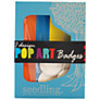 Seedling Design Pop Art Badges Kit