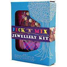 Buy Seedling Pick N Mix Jewellery Kit Online at johnlewis.com