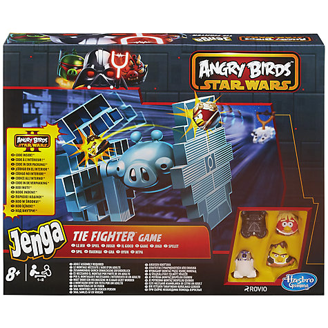 Buy Star Wars Angry Birds Tie Fighter Game Online at johnlewis.com