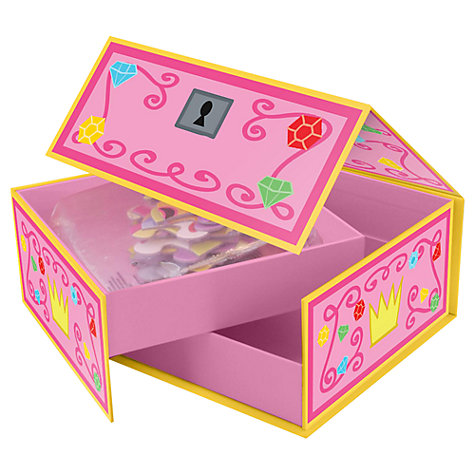 Buy Peppa Pig Secret Jigsaw Puzzle Box Online at johnlewis.com