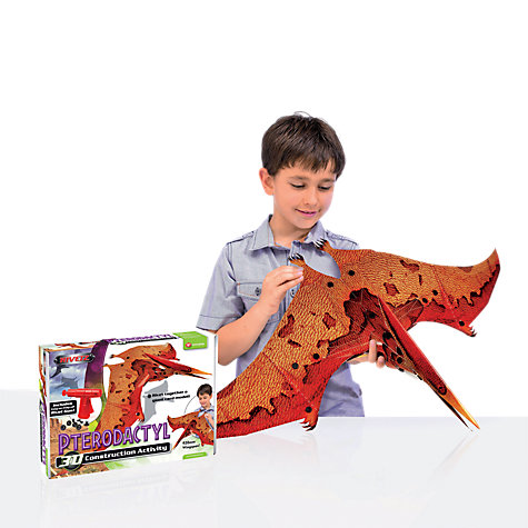 Buy Interplay Rivetz Pterodactyl Card Sculpture Set Online at johnlewis.com