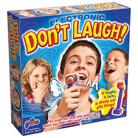 Buy Drumond Don't Laugh! Online at johnlewis.com