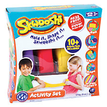 Buy Skwooshi Activity Playset Online at johnlewis.com