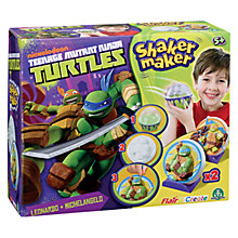 Buy Teenage Mutant Ninja Turtles Shaker Maker Online at johnlewis.com