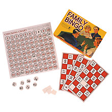 Buy House of Marbles Family Bingo Online at johnlewis.com
